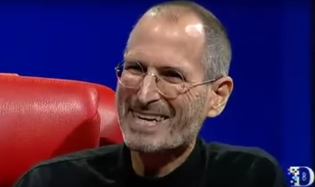 Steve Jobs on why Apple is the world's largest start-up – Videó lecke – Középhaladó