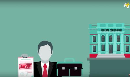 How does the American justice system work? – Videó lecke – Kezdő és középhaladó